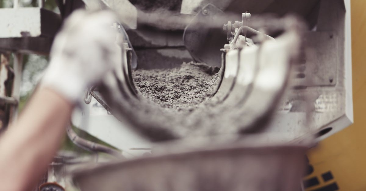 Tips for safely working with concrete.